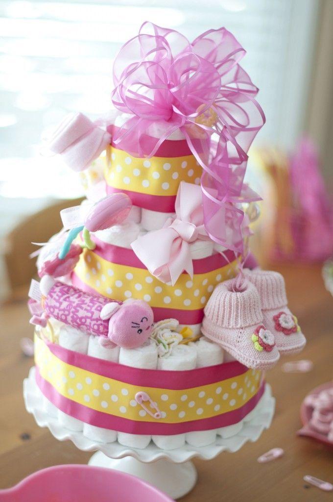 Arreglos Para Baby Shower De Nino Y Nina Ideas Increibles Tortas Pasteles De Panales Panales De Baby Shower Ducha De Chicas