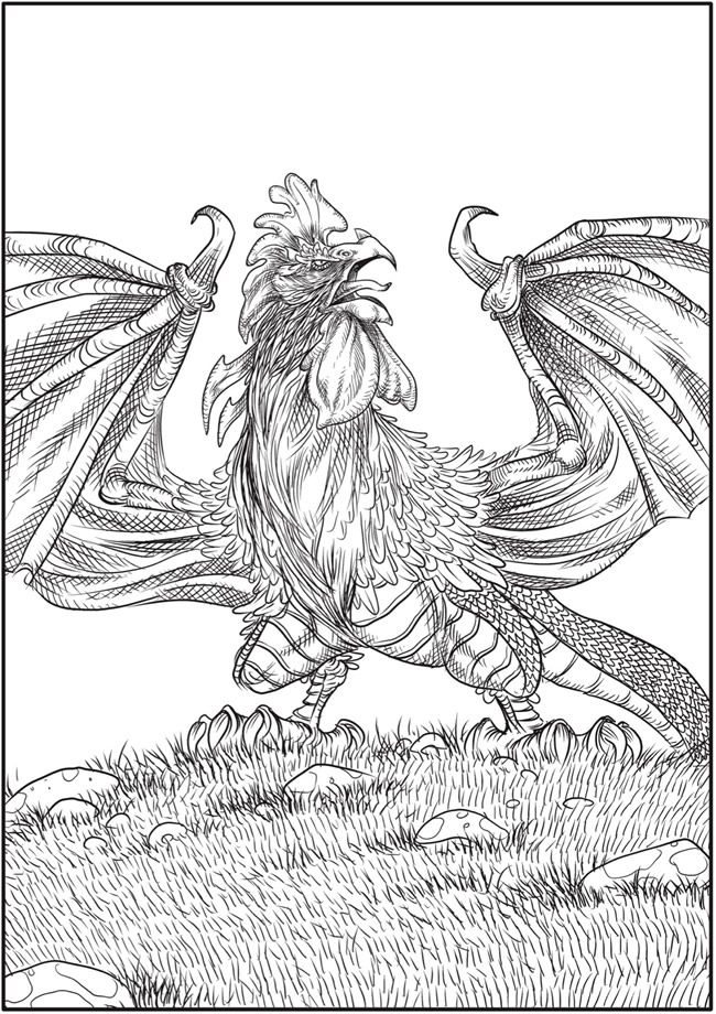 creative designs coloring pages - photo#35
