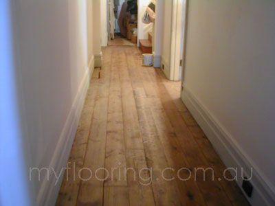 G7)   Stain: Clear Timber: Old Baltic pine Finish: Treatex hardwax oil Sheen: Matt