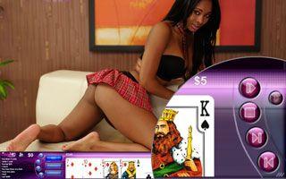 Strip Poker propose des jeux pour adultes