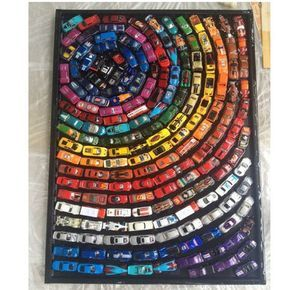 Recycleer speelgoed in Kunst!