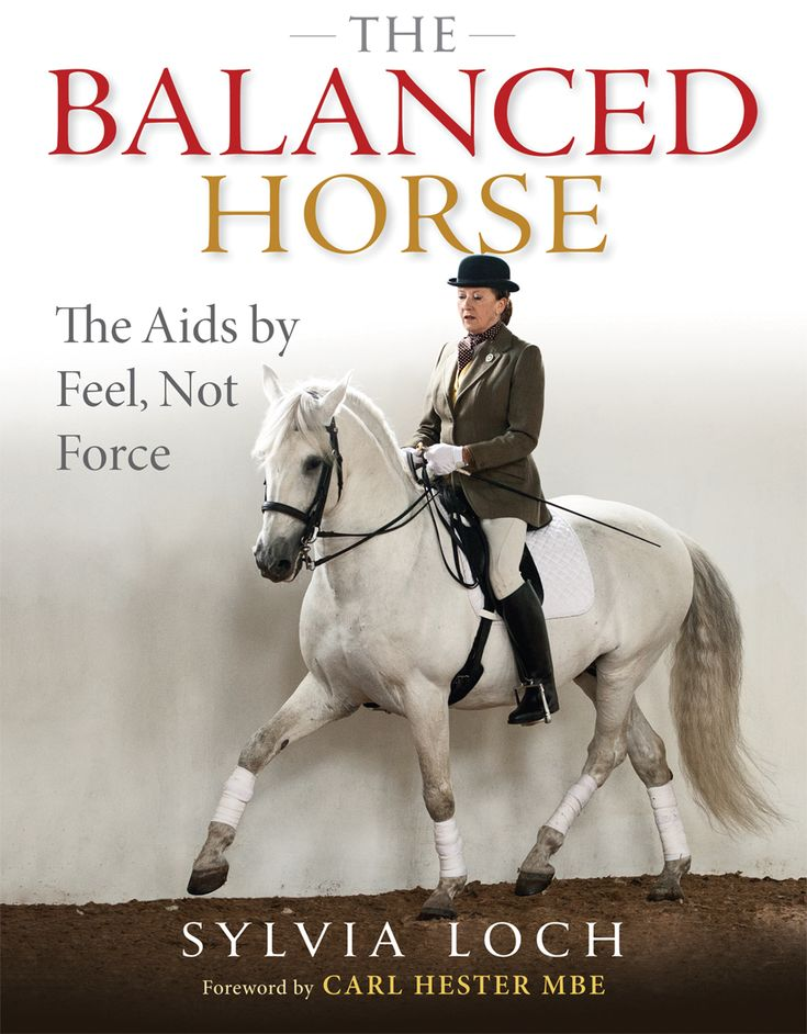 The Balanced Horse by Sylvia Loch. #balance #balanced #horse #riding #training #equine #equestrian #country #countryside #book #guide