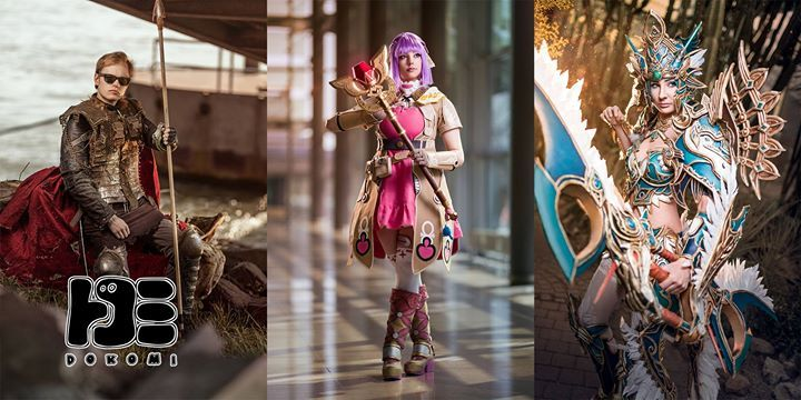 "Next weekend I am going to Dusseldorf to visit DoKoMi for the second time!  Last year regardless of weather issues everything was fantastic so I decided to go this year too. I can give it a title ""top 3 German cons"" and I am sure many of you can agree with me ;)   I am really excited to meet again fantastic people with whom I've been working past years   The StandArt Cosplay&Photography it is great that we continue our DoKoMi shooting tradition! :) AnnYAnarchY we meet rarely and when we do I…"