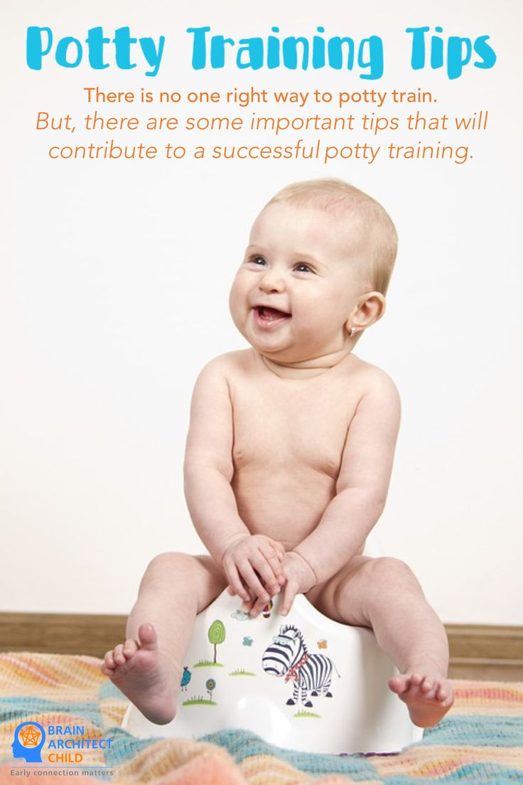 Be ready yourself. A parent's readiness to train their child is just as crucial as the child's readiness to be potty trained. Start young with the pre-potty training. Preparation can start when a child is as young as 10 months. Introduce your childs to words (and body signals) for urine, bowel movement, and some body parts.  Read books about potty training.  Read more at https://www.brainarchitectchild.com/blogs/child-development/potty-training-tips-1#jeqiZV13UcI4swE2.99