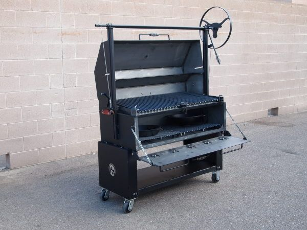 Best Gas Smoker Grill Combo Best Charcoal Grill And Smoker