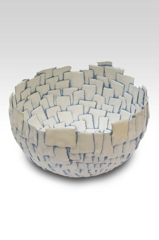 Cubist Bowls