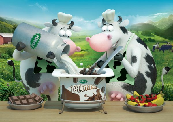 Sutas Cow on Behance