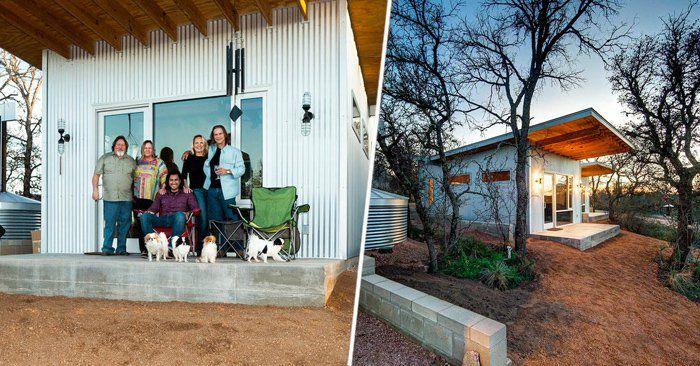 4 parejas de mejores amigos decidieron juntar dinero y construir un pueblo sólo para ellos y envejecer juntos.