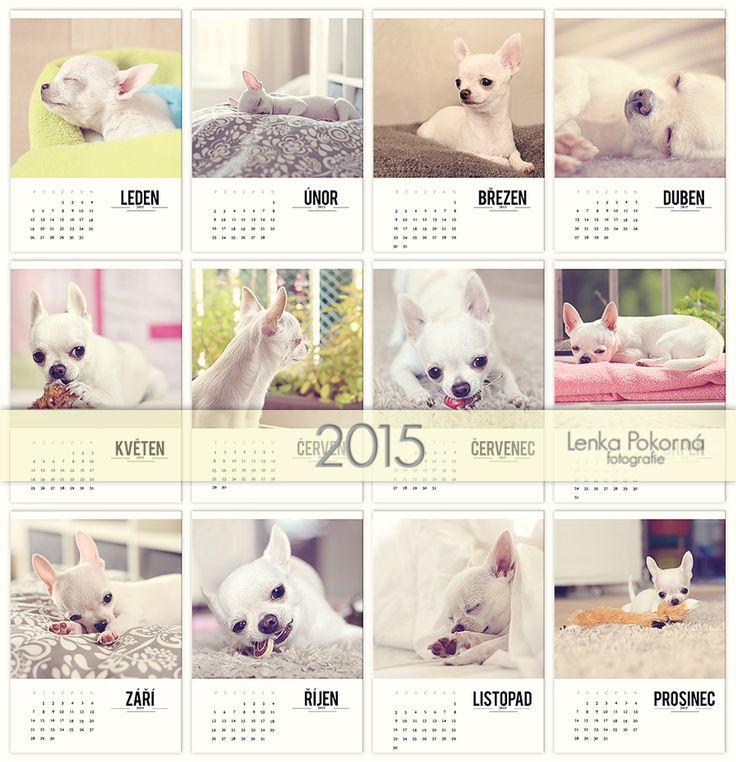 Calendar 2015  Natali design  http://shop.scrapbookgraphics.com/Calendar-2015-white.html