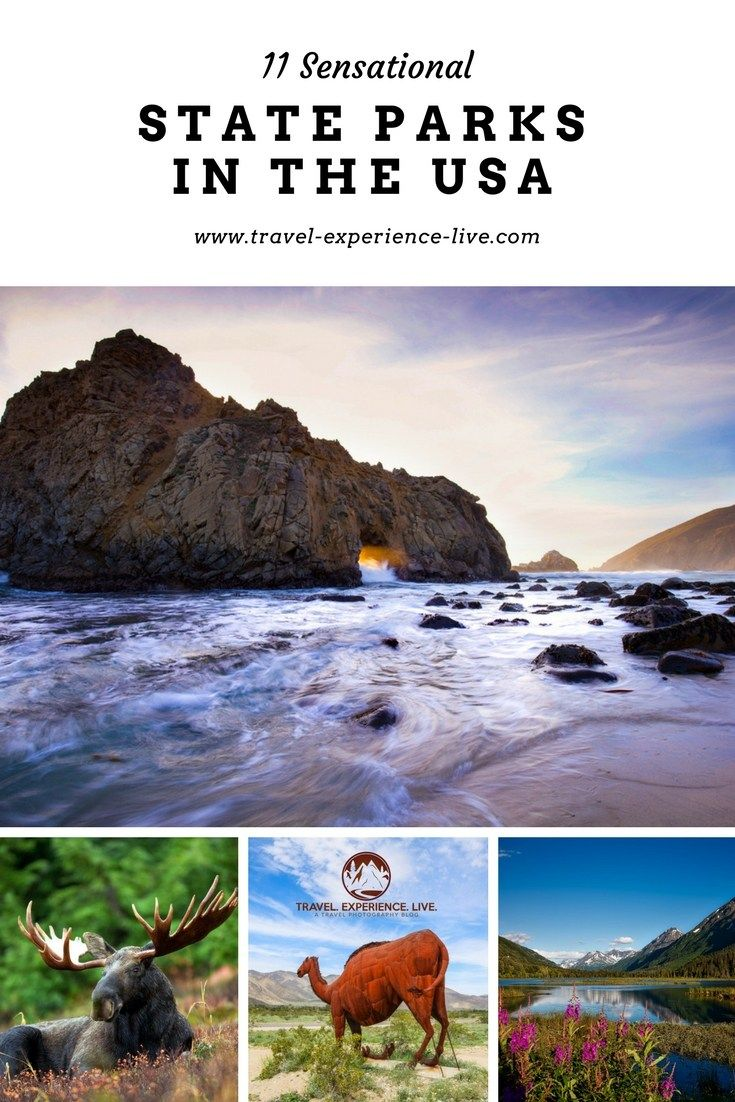 11 Greatest State Parks In America Travel Experience Live