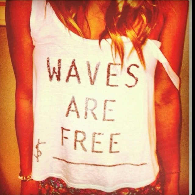 Good things in life are free. @Billabong Women's Brasil @SWELL http://www.swell.com/Womens-Tanks?s==Girls-BILLABONG-GIRLS===
