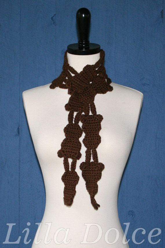 Mejores 10 imágenes de Crochet en Pinterest | Bufandas de ganchillo ...