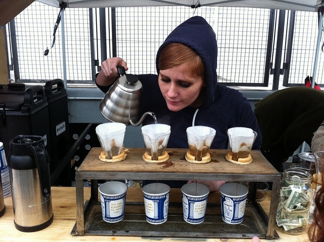 Kickstand slow drip coffee ay Grub Street Food Festival
