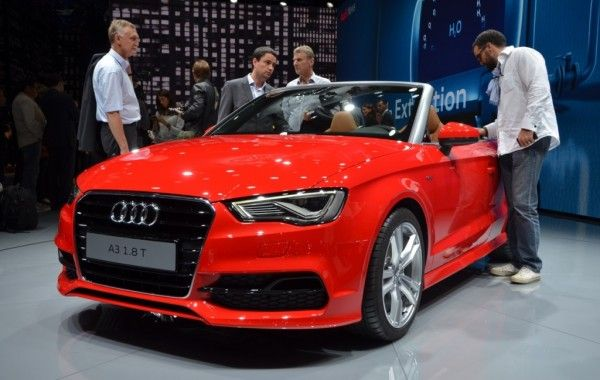 2014 Audi A3 Cabriolet Reds Release 600x380 2014 Audi A3 Cabriolet Specs, Price, with Images