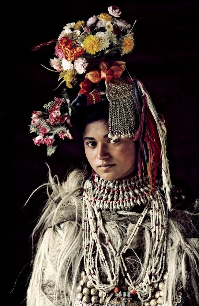 The Drokpa Tribe, which numbers around 2,500, live in three small villages in the Dha-Hanu valley of Ladakh, which is situated in Jammu and Kashmir, a disputed territory between India and Pakistan. They are the only authentic desc