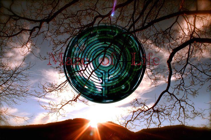 Im Labyrinth verliert man sich nicht Im Labyrinth findet man sich
