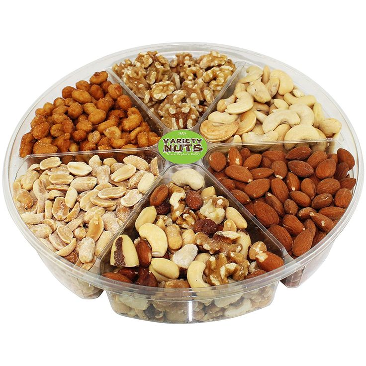 Premium Gourmet Nuts Assorted Healthy Gift Basket, Large Tray Fresh and Roasted. ** Stop everything and read more details here! : Fresh Groceries