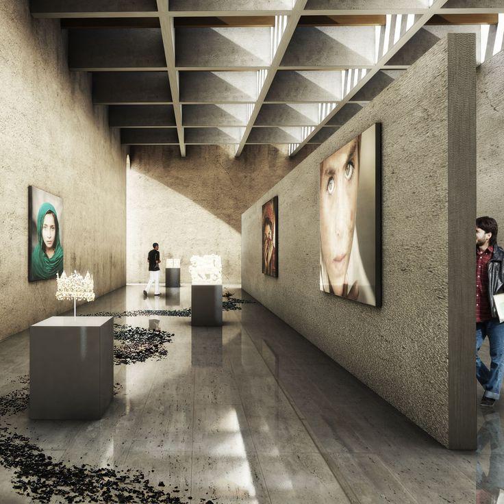 temporary exhibition, Italy #architecture #exhibition #temporary #italy