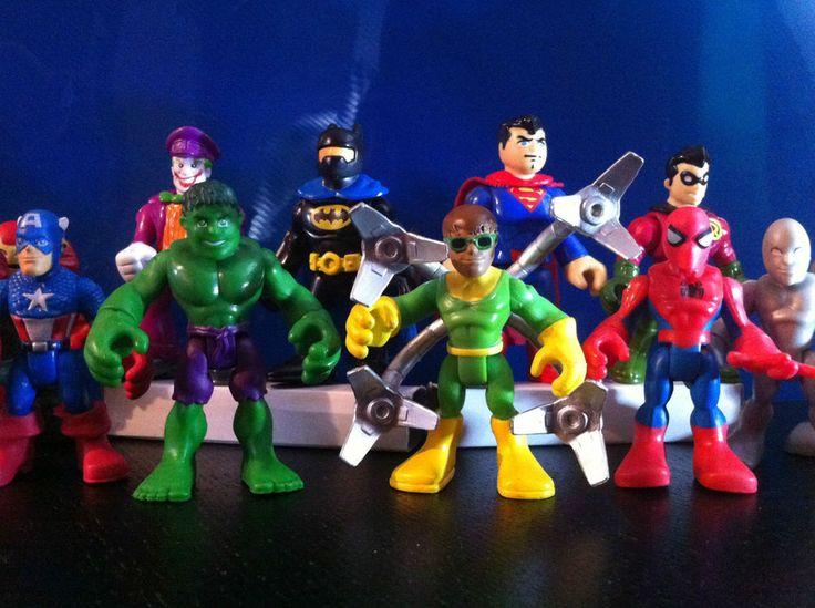 US $2.88 Used in Toys & Hobbies, Action Figures, Comic Book Heroes