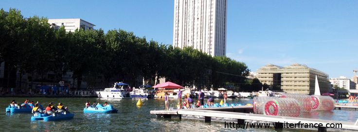 париж летом для детей