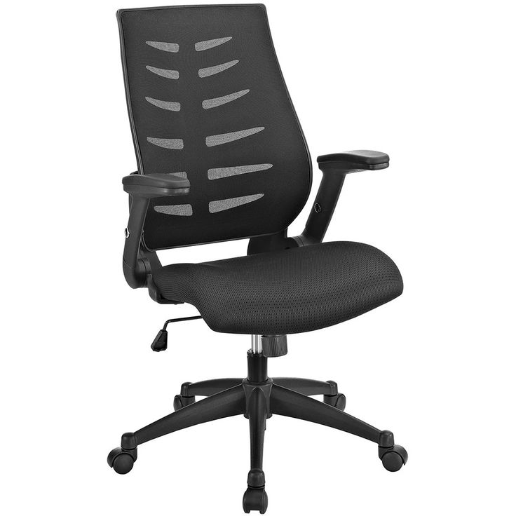 Force Mesh Office Chair in Black