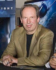 Hans Zimmer  (Music composer - if you haven't heard of him, I'm 99.9% sure you heard his work in a favorite movie flick)