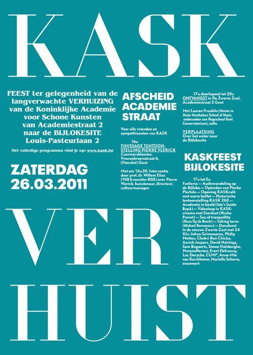 KASK Verhuist - Studio Luc Derycke