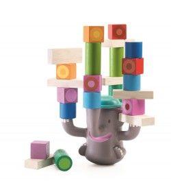 Balančná hračka pre najmenších Slon