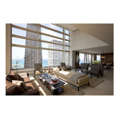 Olympia Center Penthouse Jamesthomas 01 1 Kindesign Contemporary In Chicago
