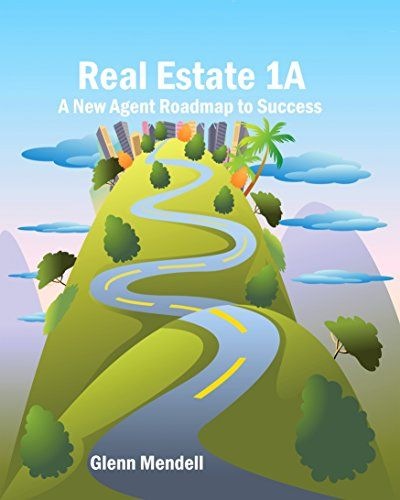 Real Estate 1A: A New Agent Roadmap to Success:   Real Estate 1A: A New Agent Roadmap to Success shows you what to do as soon as you pass your real estate exam. It will help you decide on being a full-time or part-time agent, it will help you choose the right brokerage and it will accelerate your learning curve from detailed insight and actual agent stories. br /br /Written by an experienced real estate trainer and top real estate broker, the book is easy to read and broken up into det...