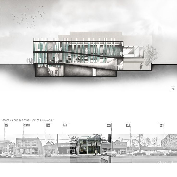 17 Best Images About Architectural Presentations On