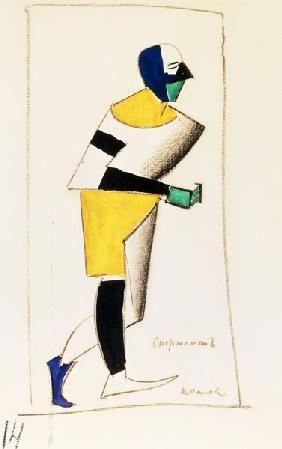 Kasimir Malewitsch - Malevich / The Athlete