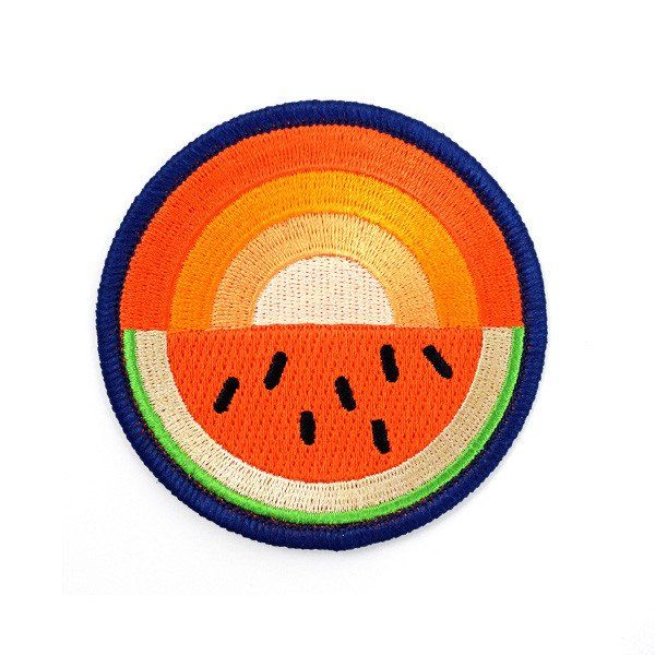 Groovy Watermelon Patch