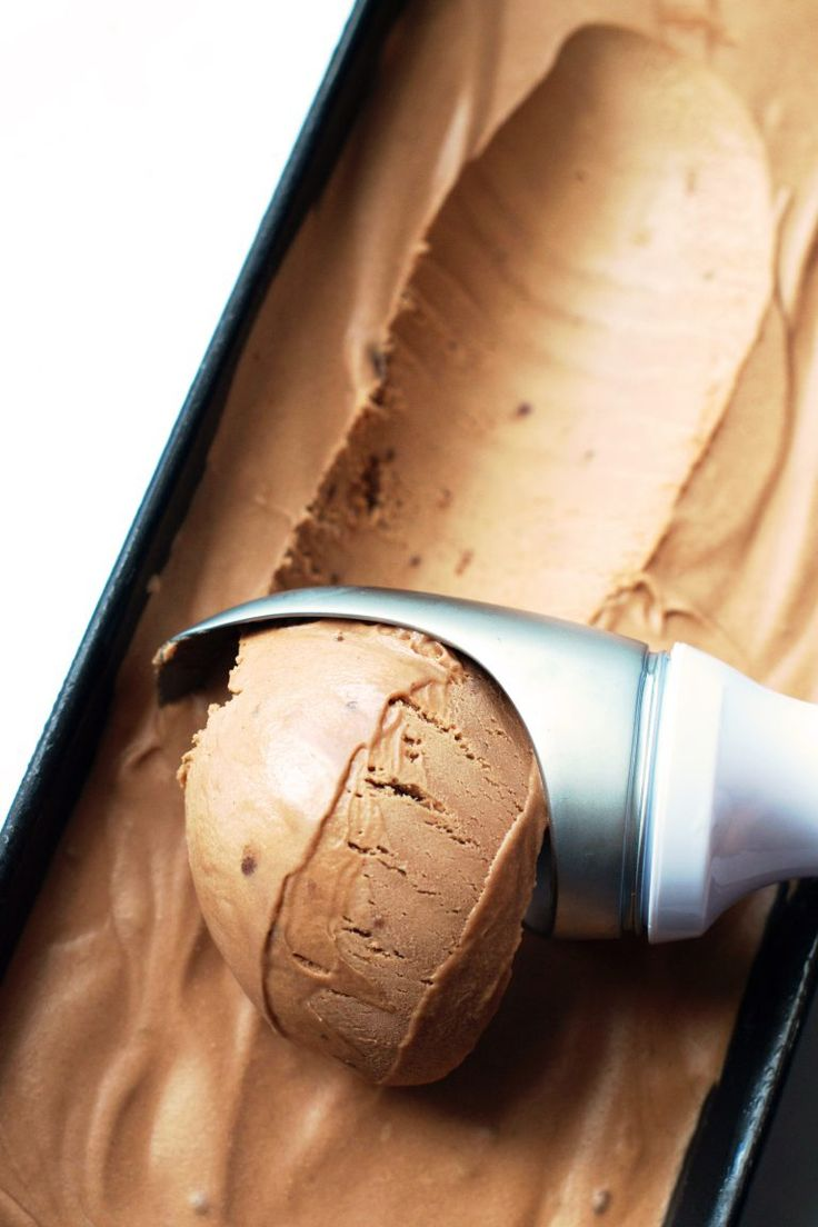 no churn nutella ice cream