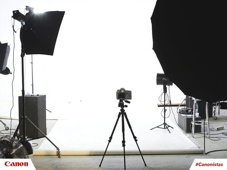 ¿Qué prefieres para tus fotos de estudio? ¿El softbox o la sombrilla?