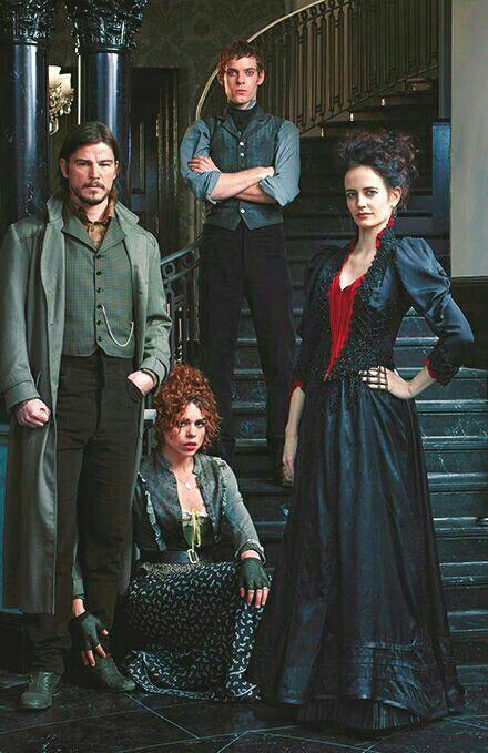 Penny Dreadful is a wonderful new Victorian era horror drama on Showtime