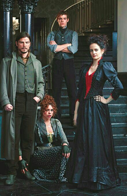 Penny Dreadful~new Victorian era horror drama on Showtime
