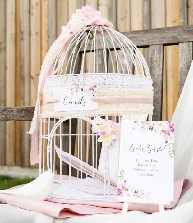 Eine Briefbox für die Hochzeit - Magazin von myprintcard