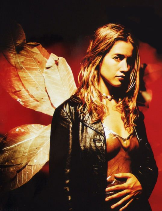 "Heather Nova will take a chance and ""Throw Fire at The Sun ..."