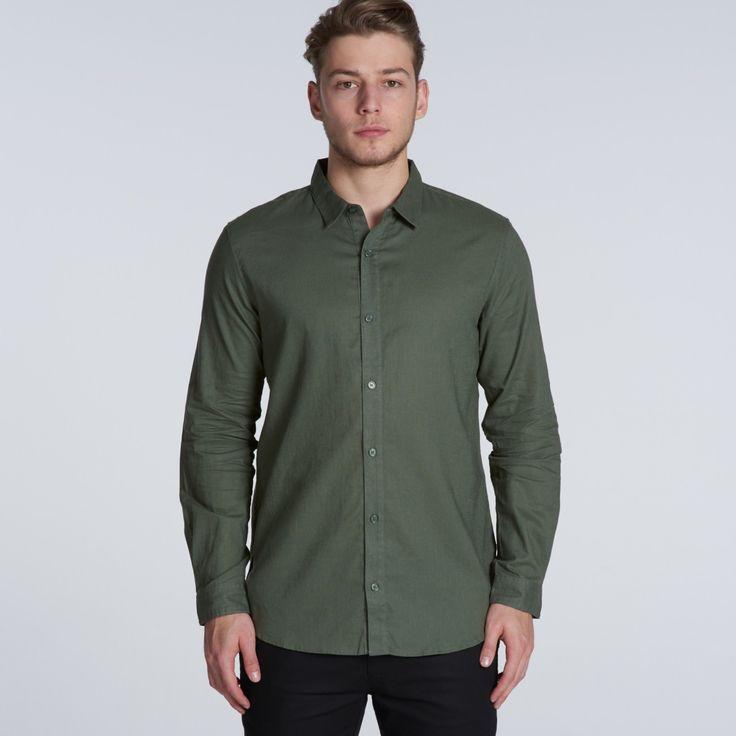 5403 Mens Cloth Shirt - 5 Colours