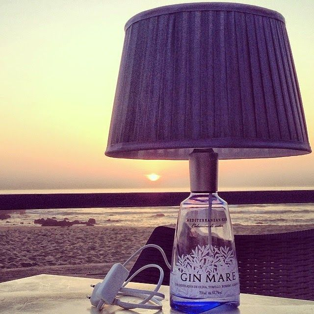A Pipoca Mais Doce: The Gin Lamp