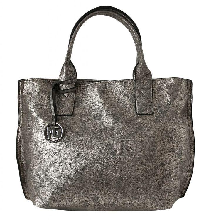 Dámská kabelka Marina Galanti, stříbrná pečeť - zlatá barva | obujsi.cz - dámská, pánská, dětská obuv a boty online, kabelky, módní doplňky