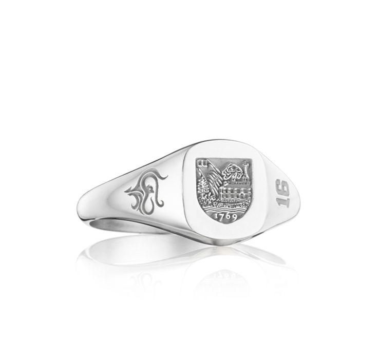 $650 dartmouth signet ring