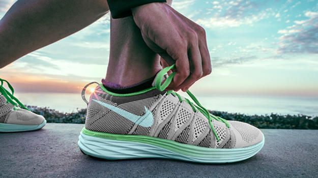 Image via Nike Looking for a new running shoe this fall? Are you ride-or-die for the Swoosh? Here are the 10