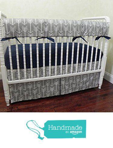 Bumperless Boy Crib Bedding