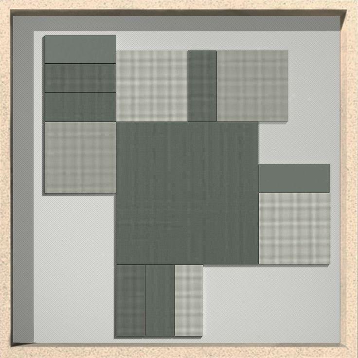 Vogue Graph: #Greenery for Vogue Graph. Discover all of 30 colors on our website and start to design with graph! www.ceramicavogue.com  #ceramica #ceramics #tiles #ceramicsofitaly #tileometry #plitka #tegels #carrielage #texture #grid #designinspiration  #design #tile #keramik #graph #millimetre #interiordesign #architecture #wall #porcelain #blackandwhite #piastrelle #interiordecor #colors #grid #gridlines #architectureporn  #archiproducts #archilovers #ceramicavogue