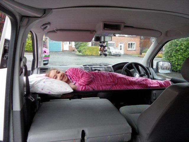 Image result for vw caravelle sleep pack