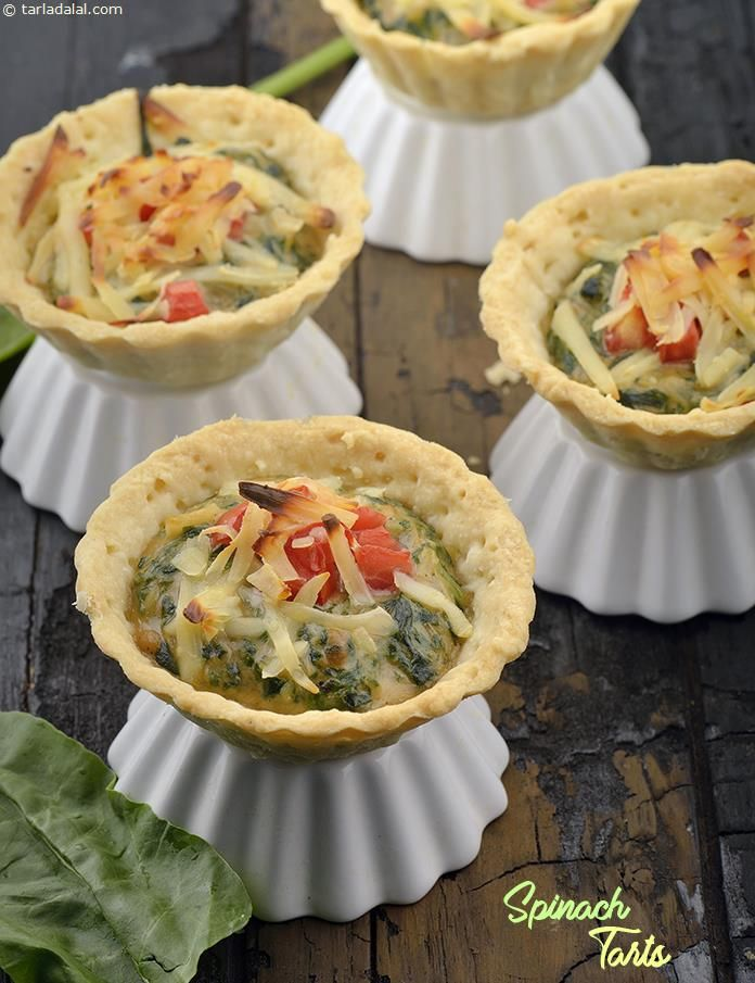 10 best tarts images on pinterest baby party foods cooking spinach tarts forumfinder Gallery