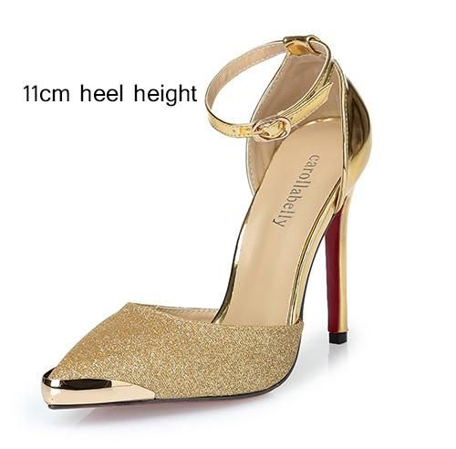 Heel 11cm Women Fashion Platform High Heel Sandals Summer Shoes Beach Shoes Pointed Toe Cleats F52 how much online free shipping choice TYCYRIp
