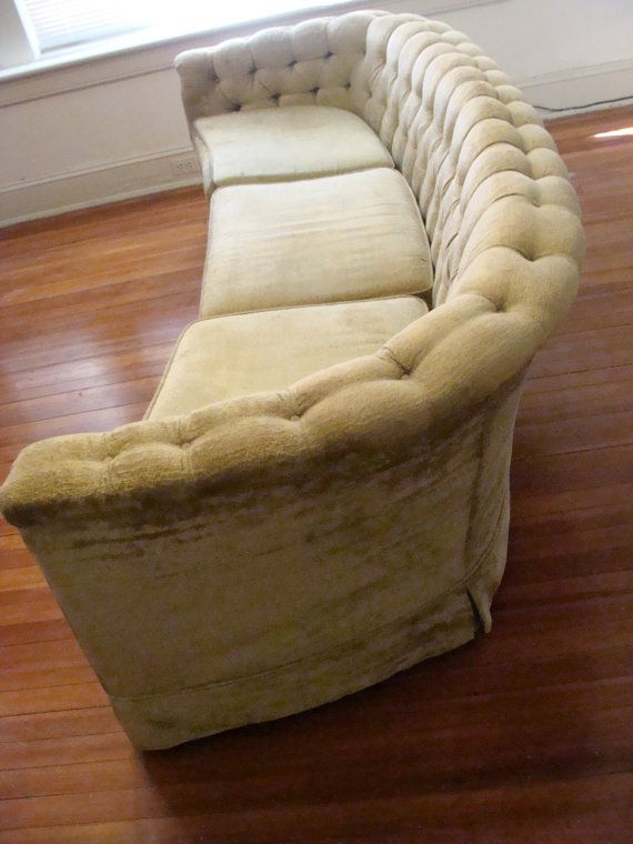 Awesome 143 Best Images About Sit On My Tuffet Vintage Sofa Tufted Couch And Velvet